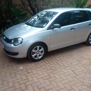 2013 VW Polo Vivo hatch 5-door POLO VIVO 1.4 COMFORTLINE (5DR)