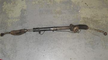 2013 ford figo steering rack