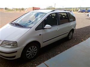 2010 VW Sharan 1.8T