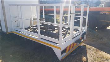 Used truck body for sale