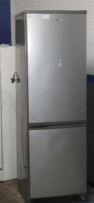 DEFY 2 DOOR FRIDGE METALIC S038861A#Rosettenvillepawnshop