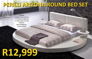 PERILLI ARIZONA ROUND BED