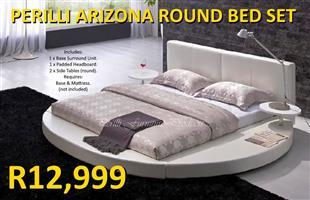 PERILLI ARIZONA ROUND BED