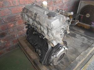 Mazda B3 Complete Engine