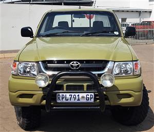2004 Toyota Raider
