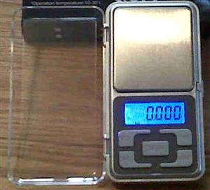 Digital precision pocket scale 0.01g - 200g