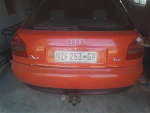 1998 audi A3 1.8t stripping for spares
