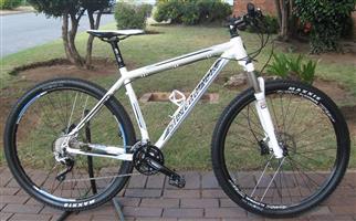29er SILVERBACK SOLA 2 mountain bike