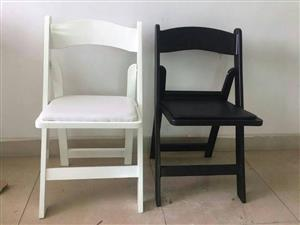 Smart & Solid Plastics Wimbledon chairs