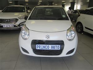 2013 Suzuki Alto 1.0 GL