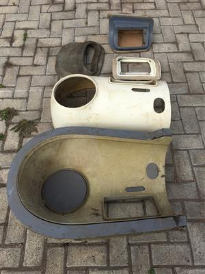 Tigre Moth Engine cowling and mould