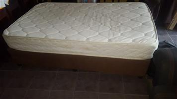 3 Kwart Bed