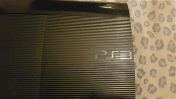 PS3 Slim Console 500 GB with 2 Controllers