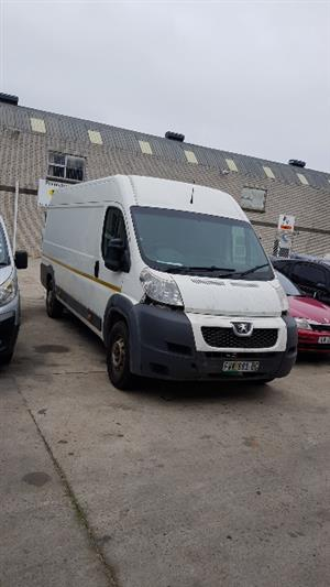 Peugeot Boxer 3 2.2 diesel – 2011 Year Model- Stripping for spares – All body available
