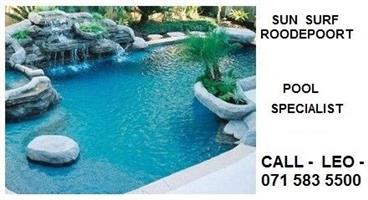 Swimming Pool  Maintenance & Repairs  - ROODEPOORT