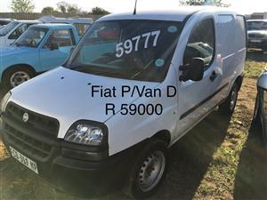 2005 Fiat Fiorino panel van FIORINO 1.4 F/C P/V