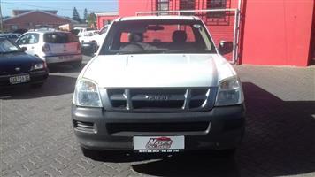 2006 Isuzu KB 200