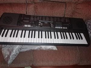 Selling my Casio keyboard 1700