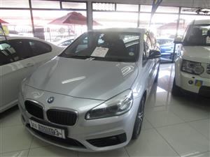 2012 BMW 2 Series Active Tourer 220i Active Tourer