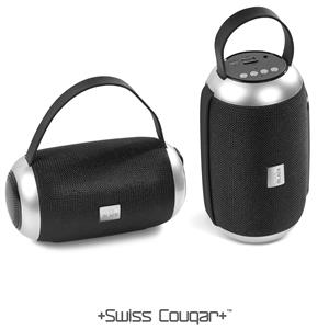 Swiss Cougar London Bluetooth Speaker & Fm Radio