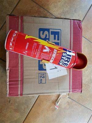 Fire stop spray for sale
