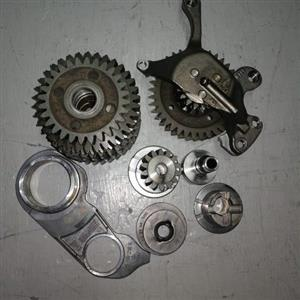 Vw Crafter 2.5TDI Timing Gear set AXE/ AXD / BAC