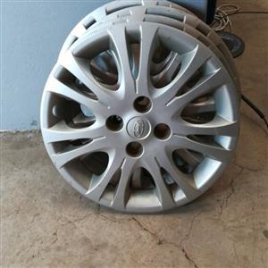 Hyundai and Kia wheel covers