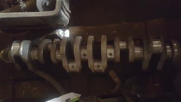 Crankshaft D0836
