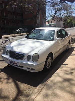 2001 Mercedes Benz 280E
