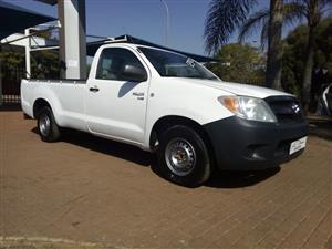 2007 Toyota Hilux single cab HILUX 2.0 VVTi A/C P/U S/C