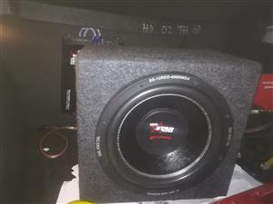 12 inch Dvc Star sound Red 6000w plus box