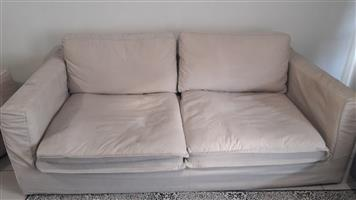 2 big couches for sale