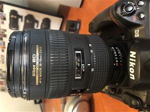 Nikon 28-70 f2.8 Profesional lens