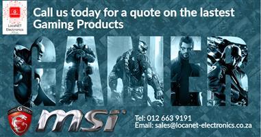 We bring gaming to you