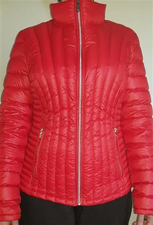 Ladies Calvin Klein duck down jacket