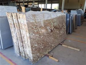 We sale , cut , polish , supply and install granite  , ceasarstone and quarts counter tops