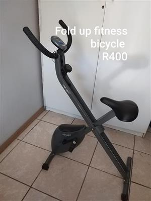 Fold up fitness bicycle for sale