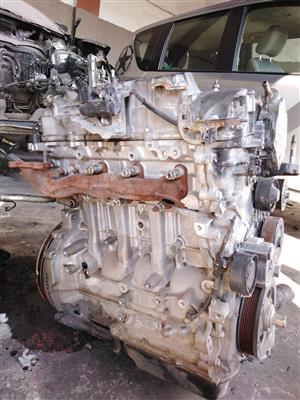Toyota 2.0 D4D engine R8000