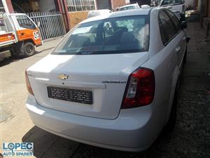 CHEV OPTRA 1.6 4DR 2011 STRIPPING FOR SPARES AND PARTS