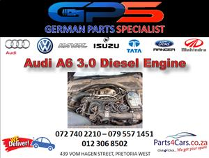 Audi A6 3.0 TDI Engine (CLA) for Sale