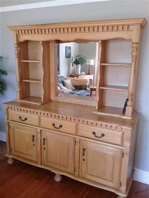 Sollid Oak Welsh Dresser