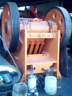 600 X 900 (24'X36')  Jaw Crusher
