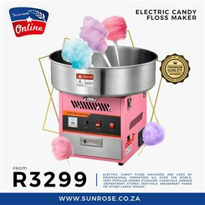CANDY FLOSS MAKER FOR SALE , COTTON CANDY MAKER CANDY FLOSS MACHINE FOR SALE