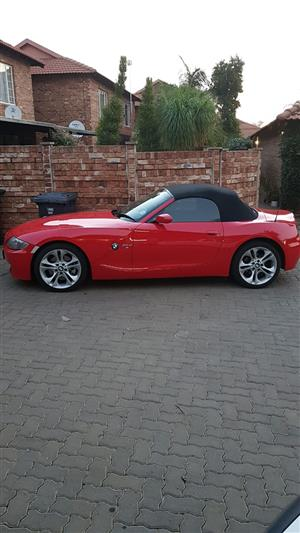 2009 BMW Z4 roadster Z4 sDRIVE30i A/T