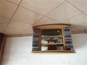 TV and radio stand