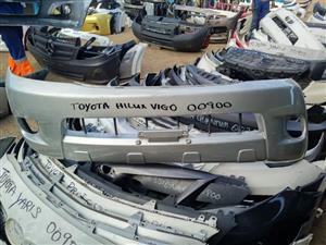 Toyota Hilux Vigo Front Bumper For Sale
