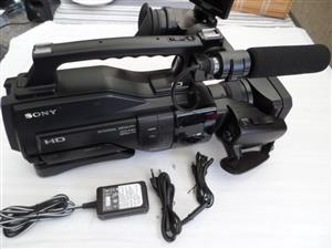 Sony HXR MC1500P Sony G Lens Camcorder Camera
