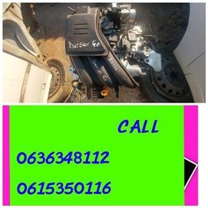 Dutsan go engine R10000