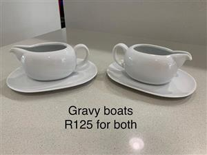 Gravy boats for sale