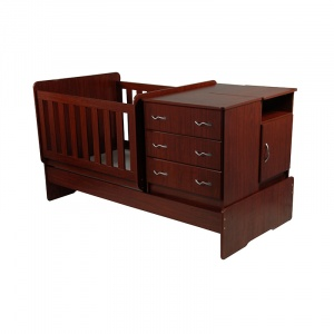 Single Bed Cot Box set
